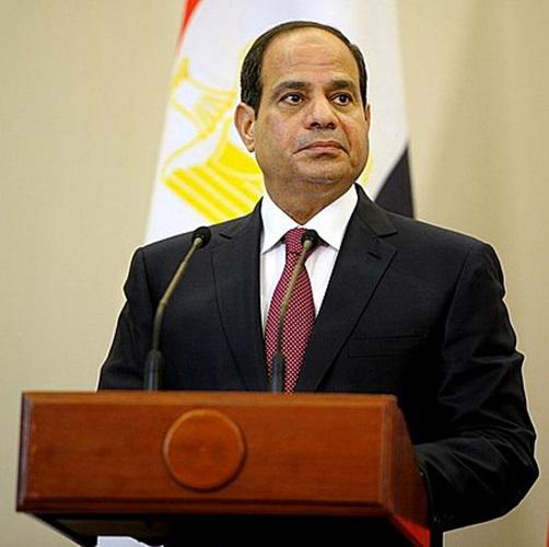 Abdel Fattah El-Sisi. Photo: Wikimedia