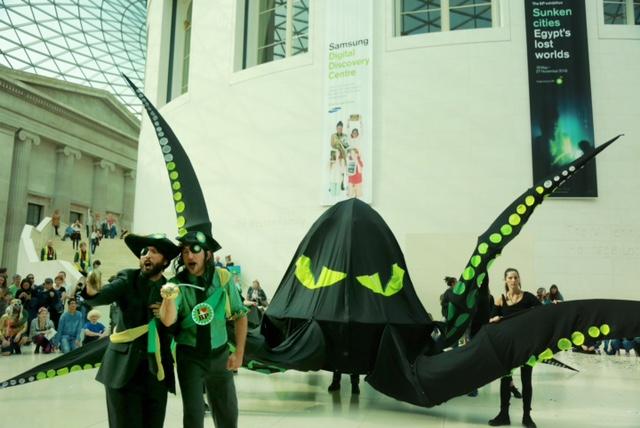 bp-splashmob-protest-in-british-museum-1-credit-kristian-buus